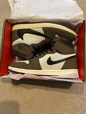 $150 • Buy Brand New Travis Scott Jordan 1 Retro High Top Size 12