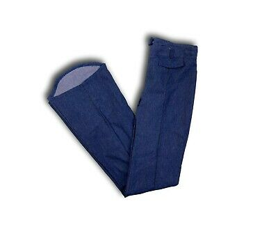 £24.78 • Buy Women's RUBBER DUCKY Productions Stretchy Denim Bell Bottom Pants Jeans 30 X 33