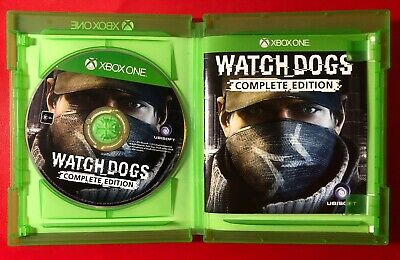 AU13.95 • Buy Watch Dogs Complete Edition Xbox One Watchdogs