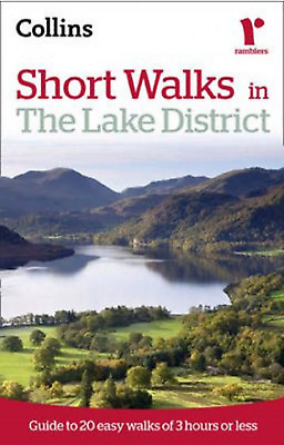 Collins - Short Walks - Lake District • 5.50£