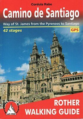 £12.99 • Buy Camino De Santiago Way Of St James From The Pyrenees To Santiago De Compostela