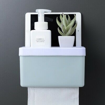 AU18.95 • Buy Toilet Paper Holder Shelf For Organising Your Toilet Paper. Toilet Roll Storage