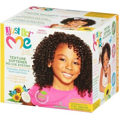 £5.99 • Buy Soft & Beautiful Just For Me Texture Softener Kit For Kids/afro Hair Care