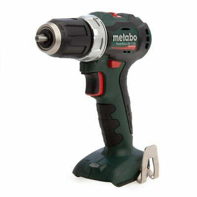 Metabo 601038890 PowerMaxx 12V BS12BL Brushless Drill Driver (Body Only) • 80£