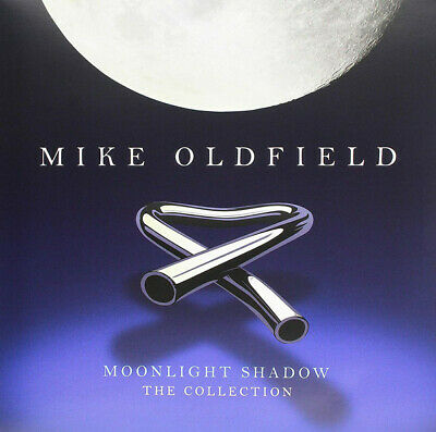 Mike Oldfield – Moonlight Shadow: The Collection [12'' VINYL LP] BRAND NEW • 10.99£