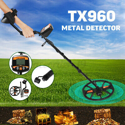 TX-960 Pro Underground Metal Detector Pinpointer Search Gold Treasure Scanner UK • 158.99£