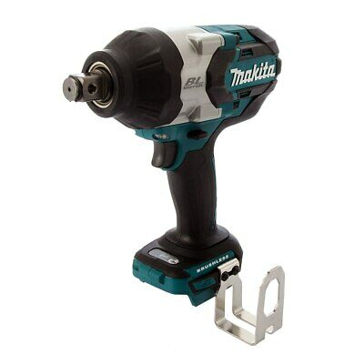 Makita DTW1001Z 18V LXT Brushless Impact Wrench 3/4in Square Drive (Body Only) • 219£
