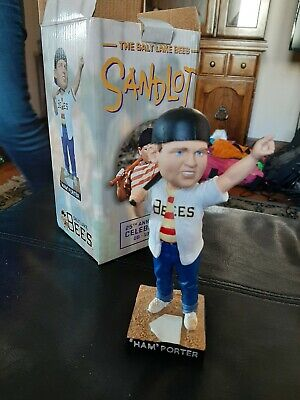 $ CDN44.39 • Buy Salt Lake City Bees Ham Porter The Sandlot SGA Bobblehead New In Box