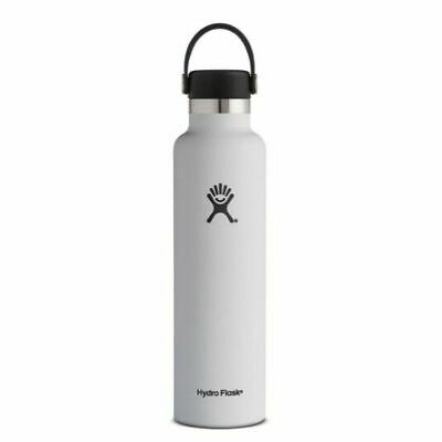 $26.99 • Buy Hydro Flask 24 Oz Double Wall Vacuum Insulated Stainless Steel Leak Proof Sports