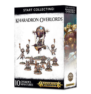 AU104.80 • Buy Start Collecting! Kharadron Overlords - Warhammer Age Of Sigmar - New! 70-80
