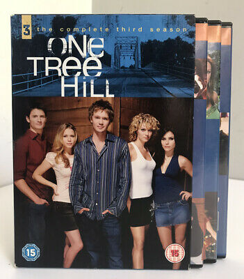 One Tree Hill Season 3 Complete Third Series Dvd Boxset Includes Unaired Scenes • 3.99£
