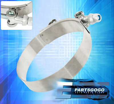 $6.50 • Buy 3.5  Stainless T-Bolt Clamp Turbo Super Charger Intercooler Silicone Hose