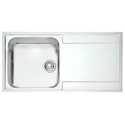 Franke Inset Kitchen Sink 1.2mm Stainless Steel 1 Bowl 1000 X 510mm • 159.49£
