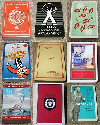 AU13.15 • Buy Advertising Vintage Pack Of Playing Cards (f)