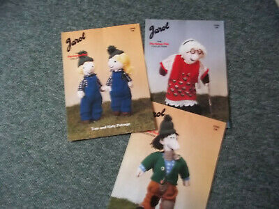 The Postman Pat Collection Jarol Patterns - Knitting  • 8.95£