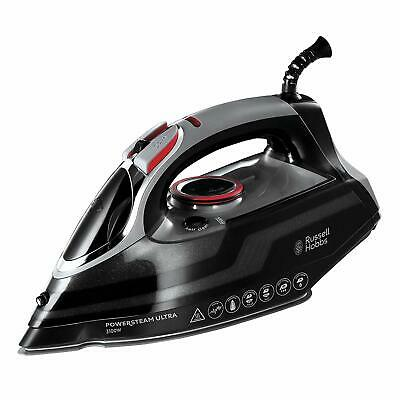 View Details Russell Hobbs Powersteam Ultra 3100 W Vertical Steam Iron 20630 - Black And Grey • 29.88£