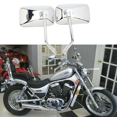 $25.76 • Buy Motorcycle Side Mirrors For Suzuki Intruder VS800 Volusia 800 VL800 VS1400GLP US