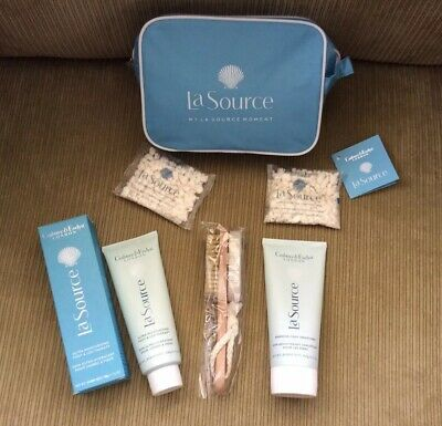 Crabtree & Evelyn La Source Pedicure Gift Set - Foot Care For Summer BNWT • 39.99£