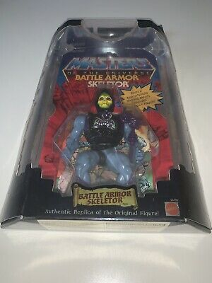 $64.99 • Buy Masters Of The Universe Commemorative Series Battle Armor Skeletor Limited Made