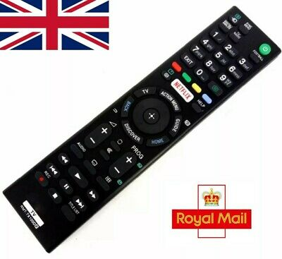 New Sony Replacement Remote Control RMT-TX100D RMTTX100D Universal Remote Sony • 5.99£