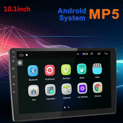 $148.68 • Buy Car 10.1  Android WIFI Multimedia 2.5D Stereo Radio GPS Navigation Monitor 2USB