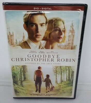 $12.99 • Buy Goodbye Christopher Robin 2017  NEW AND SEALED