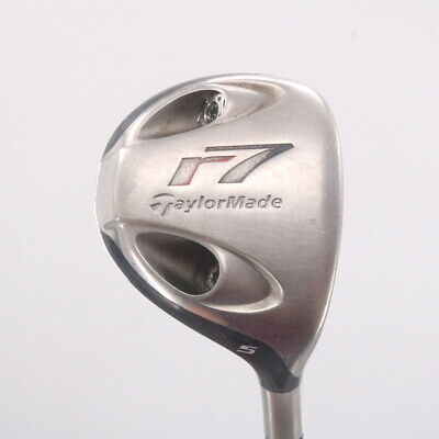 $ CDN62.62 • Buy TaylorMade R7 TP 5 Fairway Wood 17.5 Degrees Fujikura Graphite Stiff Flex 68394D