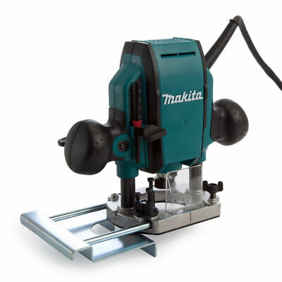 £139 • Buy Makita RP0900X 1/4 Or 3/8 Inch Plunge Router (240V)