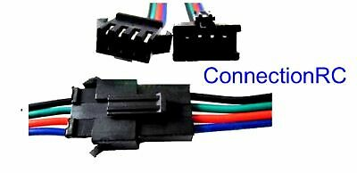 AU8.45 • Buy JST SM 2.5 Four Pin Connectors With Leads X 4 Pairs