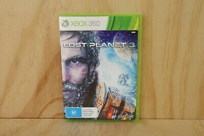AU19.99 • Buy Xbox 360 Game - Lost Planet 3 - Box + Disc + Manual - Xbox 360 Game