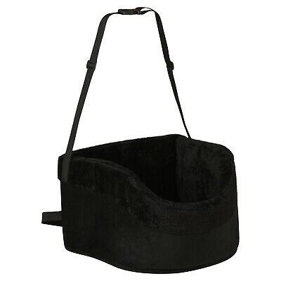 £23.99 • Buy Me & My Pets Soft Black Car Booster Seat Dog/Puppy Safety Travel Carrier Bed/Bag