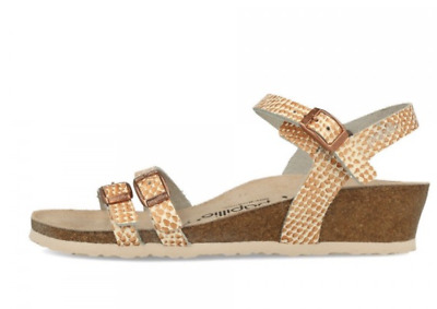 Birkenstock PAPILLIO Lana Mermaid Cream Narrow  1013565   7 8 9  EU 38 39 40 41 • 47.75£