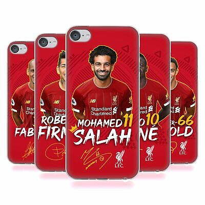 £14.95 • Buy LIVERPOOL FC LFC 2019/20 FIRST TEAM GROUP 1 GEL CASE FOR APPLE IPOD TOUCH MP3