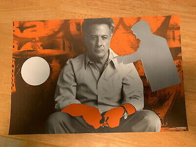 JOHN BALDESSARI 2014 Unsigned Print - Ed Of 500 Dustin Hoffman • 112.30£