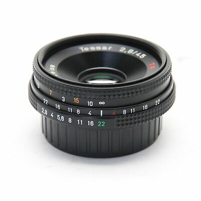 $261 • Buy CONTAX Tessar T*45mm F/2.8 MM (for CONTAX / YASHICA Mount) #28