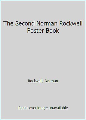 $ CDN9.87 • Buy The Second Norman Rockwell Poster Book By Rockwell, Norman