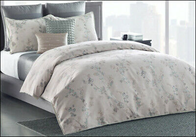 $ CDN278.46 • Buy Vera Wang FLORAL SHADOW Comforter & Shams Set - Jacquard - Neutral Color - QUEEN