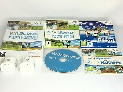 Wii Sports / Sports Resort Series - Choose A Game!  *******Multi Listing******* • 18.95£