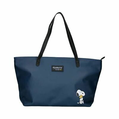 Peanuts Snoopy Forever Famous Large Shopping Bag Handbag - Travel Weekend Away • 39.99£