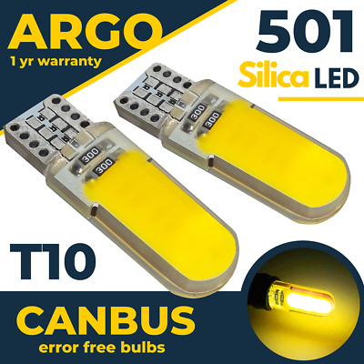 Ford Focus C-Max Indicator Led Amber Yellow Wing Mirror Light Xenon MPV Bulbs  • 2.89£