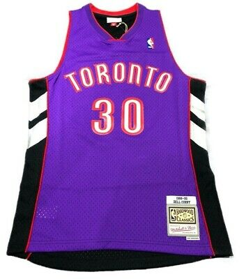 $ CDN169.99 • Buy Men's Toronto Raptors Dell Curry Mitchell & Ness Purple 1999-00 NBA HWC Jersey