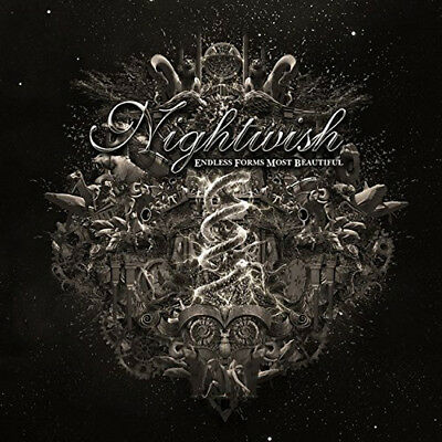 Nightwish Endless Forms Most Beautiful Lp Vinyl New 33rpm 2015 Deluxe  • 22.99£