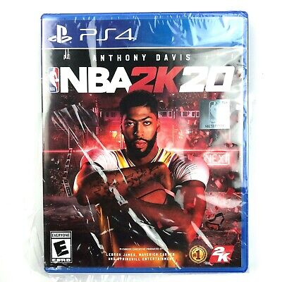 $ CDN43.88 • Buy NBA 2K20 Anthony Davis Video Game For PlayStation PS4 NEW