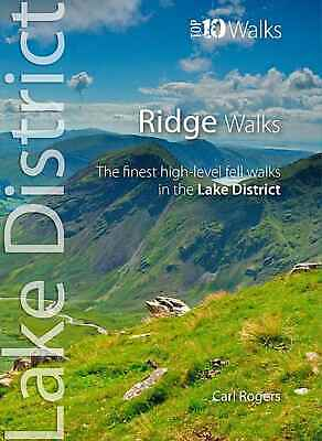 Ridge Walks - Top 10 Walks Series, Lake District • 5.67£