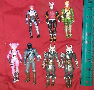 $ CDN43.30 • Buy 2018 Fortnight Figure Lot Jazwares 2018 Lot Of 7 Figures Only No Weapons