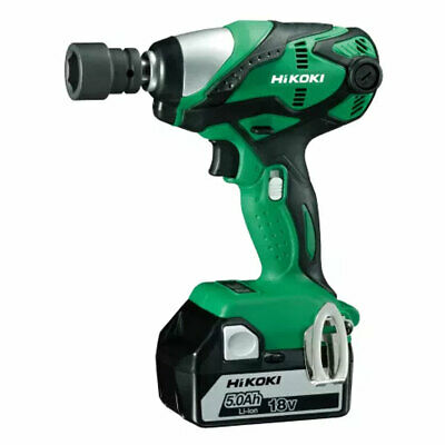 HiKOKI WR18DSDL 18v 1/2in Impact Wrench 5.0Ah Kit • 436.80£