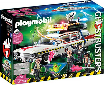 Playmobil Ghostbusters Ecto-1A • 143.36£