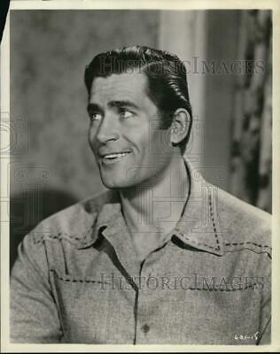 $17.88 • Buy 1960 Press Photo Actor Clint Walker - Syx03626