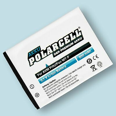 AU24.90 • Buy PolarCell Replacement Battery For AVM FritzFon MT-F M2 C4 C5 312BAT006 800mAh