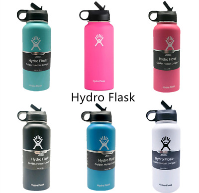 $31.59 • Buy Hydro Flask Water Bottle-32OZ-Stainless Steel & Vacuum Insulated With Straw Lid